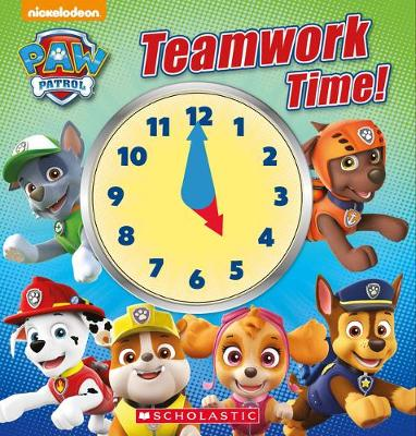 Teamwork Time! by Scholastic