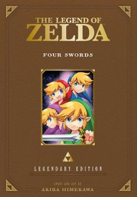 Legend of Zelda: Four Swords -Legendary Edition- by Akira Himekawa