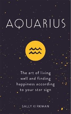Aquarius book
