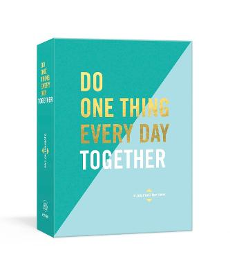 Do One Thing Every Day Together: A Journal for Two book