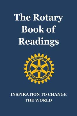 Rotary Book Of Readings by Hobart Rotary Club