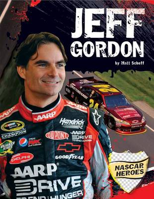 Jeff Gordon by Matt Scheff