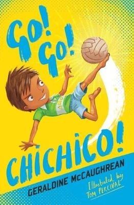 Go! Go! Chichico! book