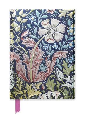 William Morris: Compton (Foiled Journal) by Flame Tree