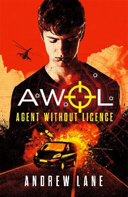 AWOL 1 Agent Without Licence book