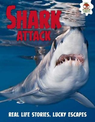 Shark! Shark Attack by Paul Mason
