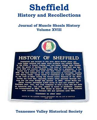 Sheffield - History and Recollections by Tennessee Valley Historical Society