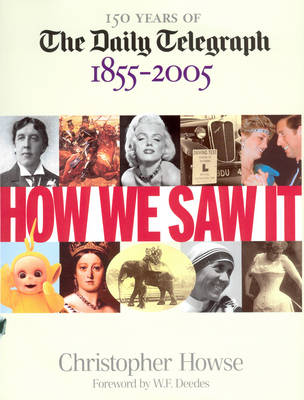 How We Saw It by Christopher Howse