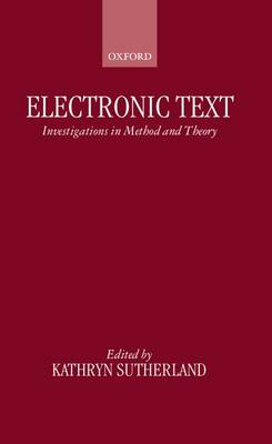 Electronic Text book