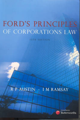 Ford's Principles of Corporations Law by R. P. Austin