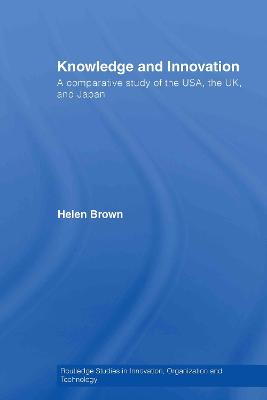 Knowledge and Innovation by Helen Brown