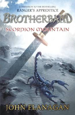 Scorpion Mountain by John A Flanagan