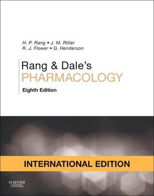 Rang & Dale's Pharmacology, International Edition by Humphrey P. Rang