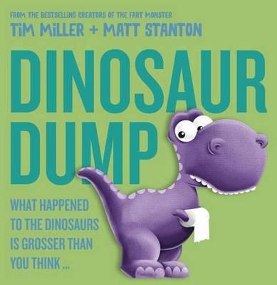 Dinosaur Dump book