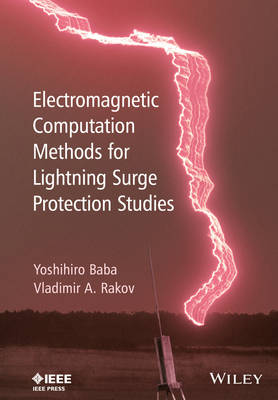 Electromagnetic Computation Methods for Lightning Surge Protection Studies by Vladimir A. Rakov