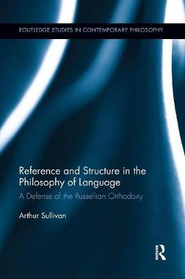 Reference and Structure in the Philosophy of Language book