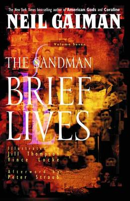 Sandman Sandman TP Vol 07 Brief Lives New Ed Brief Lives Volume 7 by Neil Gaiman
