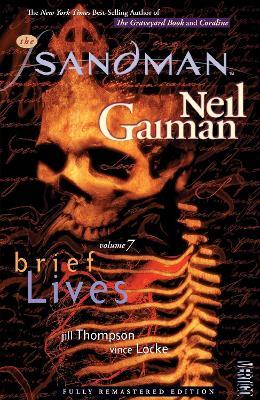 Sandman Sandman TP Vol 07 Brief Lives New Ed Brief Lives Volume 7 by Neil Gaiman