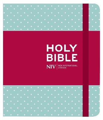 NIV Journalling Black Hardback Bible by New International Version