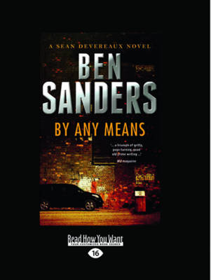 By Any Means (2 Volume Set) by Ben Sanders