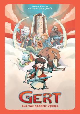 Gert And The Sacred Stones by Marco Rocchi
