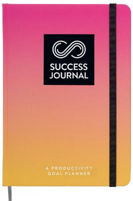 Success Journal / Sunny Pink: A Productivity Goal Planner by Matthias Hechler