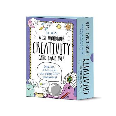 The Most Wondrous Creativity Card Game by Raj Haldar