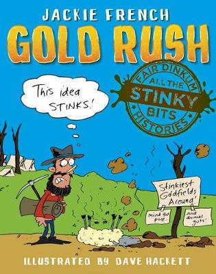 GOLD RUSH #1 by Jackie French
