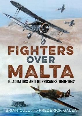 Fighters Over Malta book