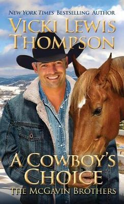 A Cowboy's Choice book