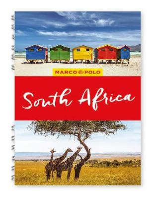 South Africa Marco Polo Travel Guide - with pull out map by Marco Polo