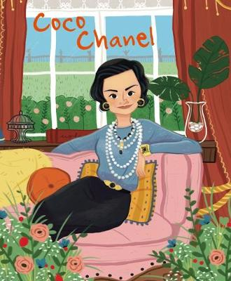 Coco Chanel Genius book