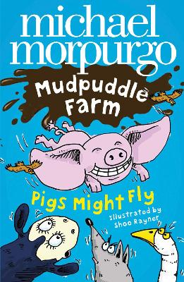 Pigs Might Fly! book
