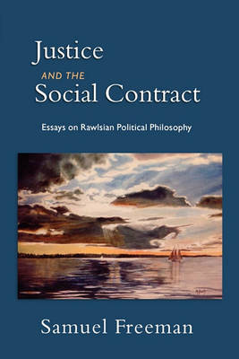 Justice and the Social Contract book