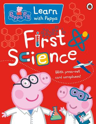 Peppa: First Science book