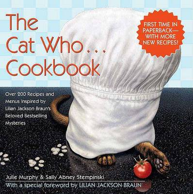 The Cat Who...Cookbook (Updated) by Julie Murphy