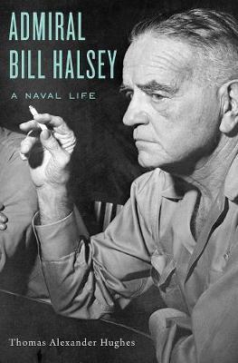 Admiral Bill Halsey by Thomas Alexander Hughes