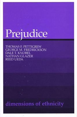 Prejudice book