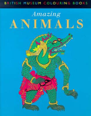 Amazing Animals Colouring Book book
