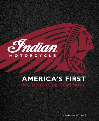 Indian Motorcycle(R) by Darwin Holmstrom