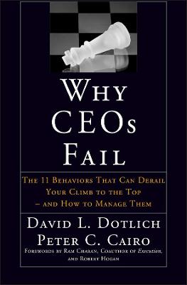 Why CEOs Fail book