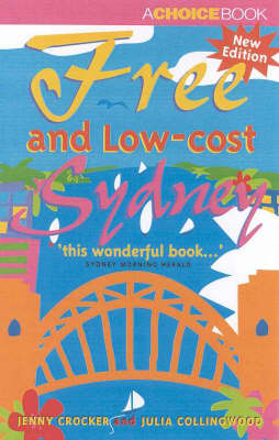 Free and Low-Cost Sydney by Jenny Crocker