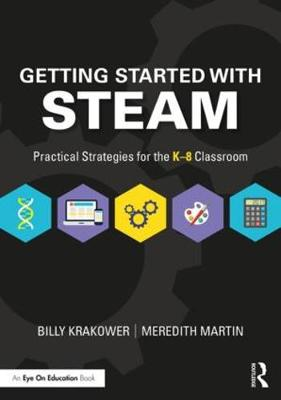 Getting Started with STEAM book