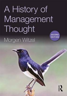 History of Management Thought book