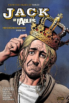 Jack of Fables Deluxe HC Book 1 by Bill Willingham