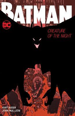Batman Creature Of The Night book