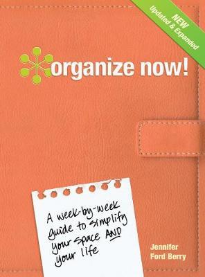 Organize Now! book