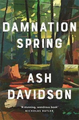 Damnation Spring book