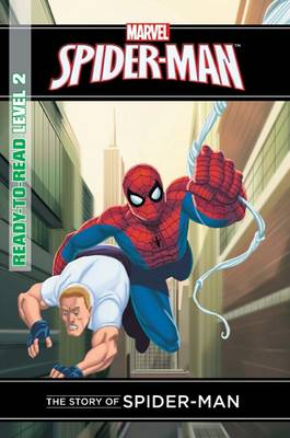 Marvel Read-to-Read Level 2: Story of Spider-Man by