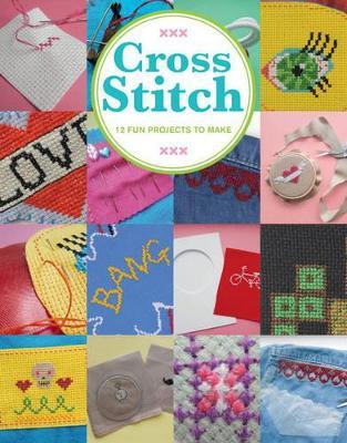 Cross Stitch by Sarah Fordham